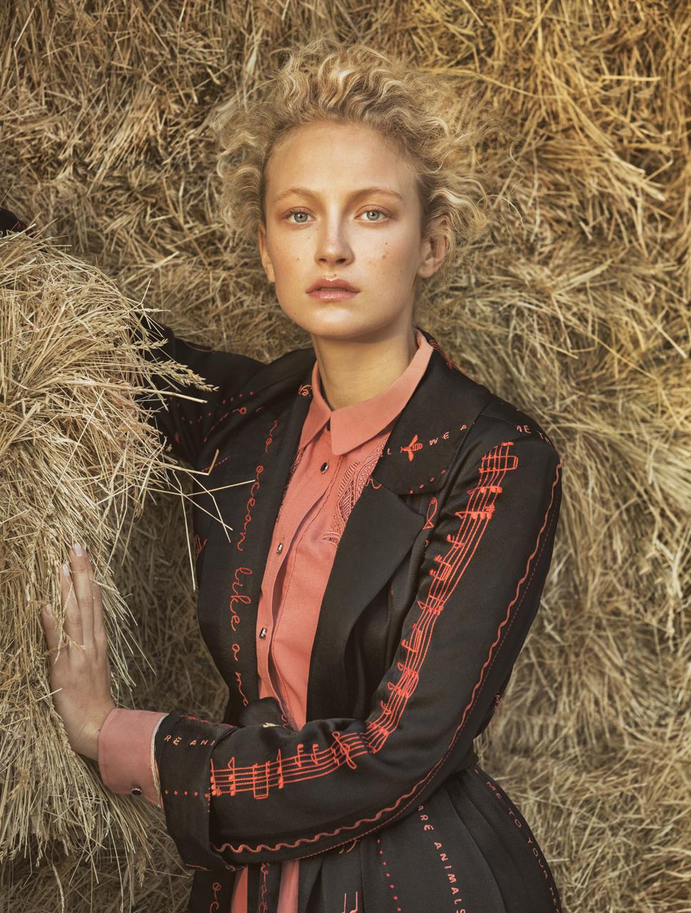 Marta Gawron for Jolie Mag.