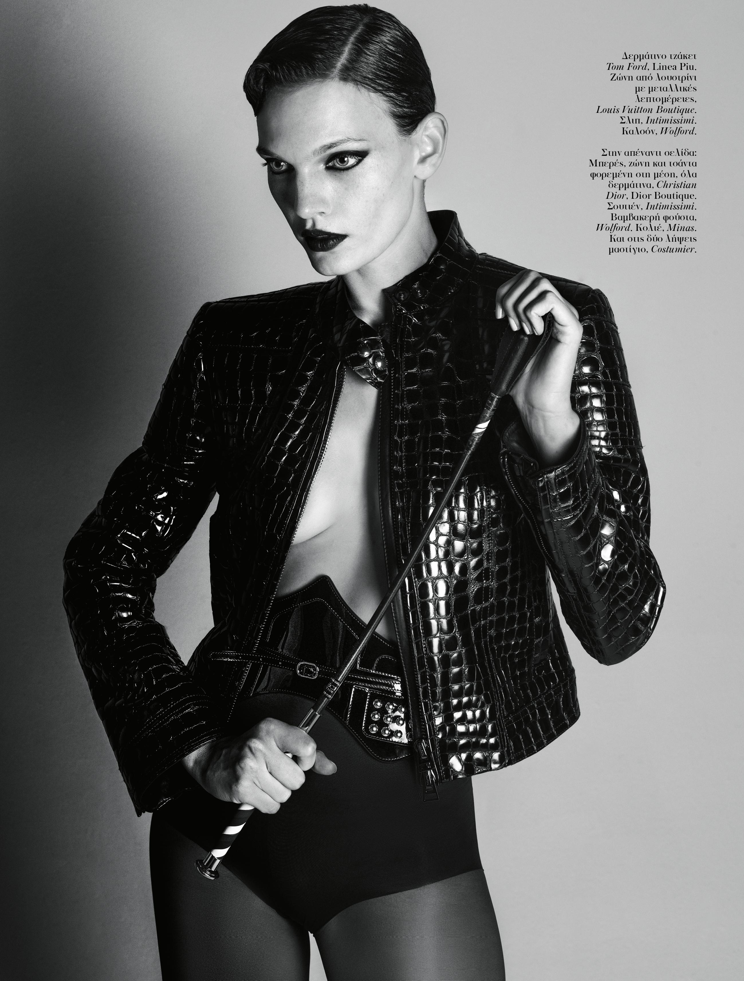 Anja Vuleta for Vogue