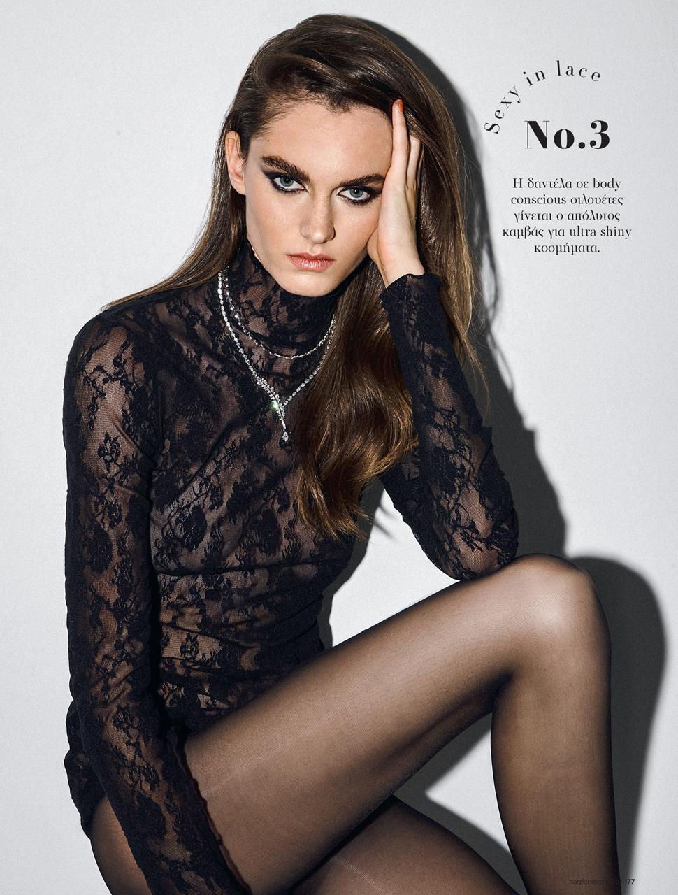 Hannah Claverie for Harper's Bazaar