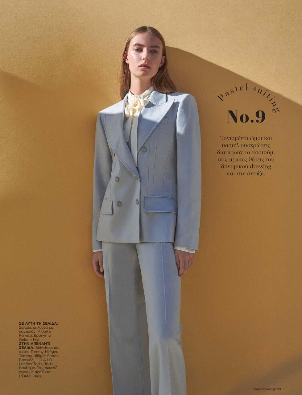 Clara Marie Arletta for Harper's Bazaar
