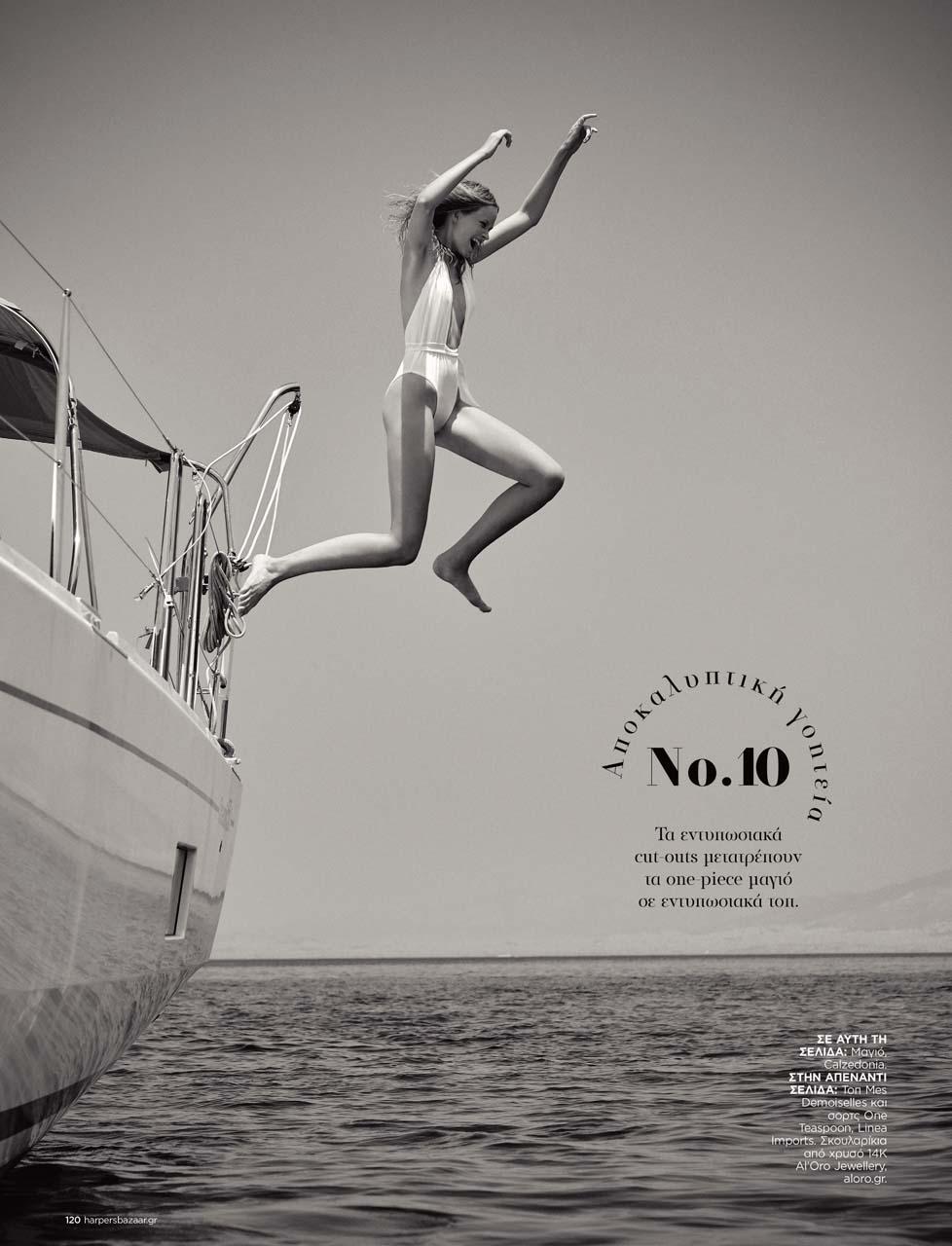 Alicja Kmietczyk for Harper's Bazaar