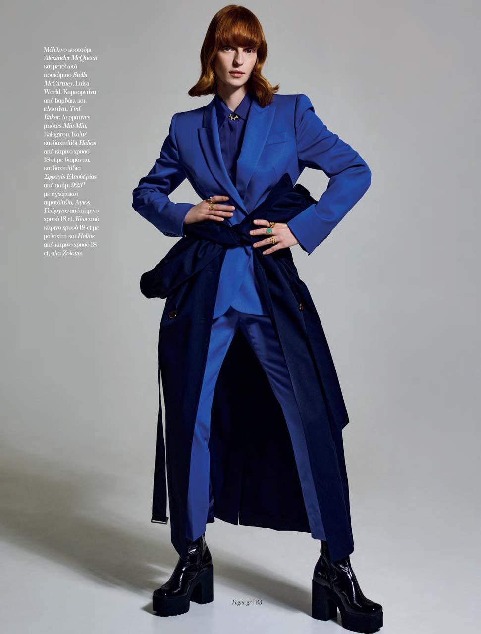 Sara Robaszkiewicz for Vogue